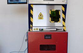 tester pritiska sa laserskim graviranjem i vizuelnom inspekcijom